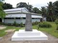 Atiu war memorial, Cook Islands
