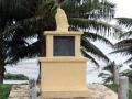 Avatele war memorial, Niue