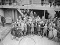 British immigrant children on the Rangitata
