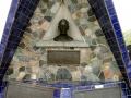 Richard Byrd memorial on Mt Victoria
