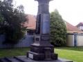 Elmwood School war memorial