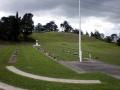 Helensville cemetery war memorial