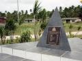 Lakepa war memorial, Niue
