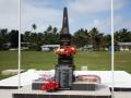 Liku war memorial, Niue