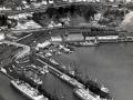 The Wahine and Maori at Lyttelton wharf