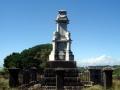 Marsland Hill NZ Wars memorial