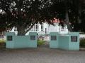 Pukerau war memorial gates