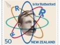 Ernest Rutherford stamp