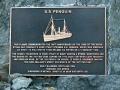 SS Penguin plaque