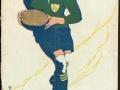 1921 Springbok tour programme