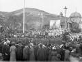 Petone railway station war memorial