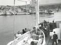 Immigrants arrive in Wellington