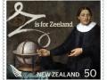 Abel Tasman stamp