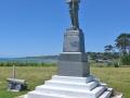 Mahia Soldiers' Memorial, Kaiuku Marae