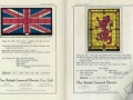 British General Electric Company's illuminations catalogue