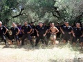 Haka at 42nd Street, Crete, 2014