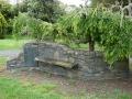 Miranda cemetery war memorial