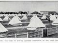 Addington special constables' camp in 1913