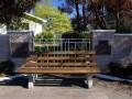 Amberley school war memorial