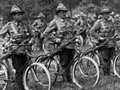 Anzac cyclists