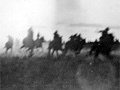 Anzac Mounted Division on the charge