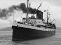 Troopship <em>Wahine</em> wrecked en route to Korea