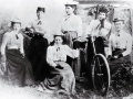 First women's cycling club in Australasia formed