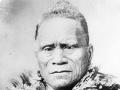 Death of second Māori King