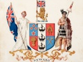 New Zealand Coat of Arms warranted