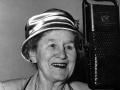 Sound: Aunt Daisy's cornflour blancmange