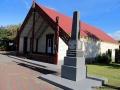 Te Awahou war memorial