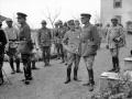 Allied commanders at Salonika, 1915