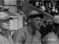 US Marines playing baseball in Wellington