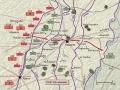 Battle of Bapaume map