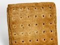 Army issue ration biscuit
