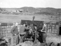 25-pounder in action in Korea