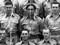 Kayforce draft at Linton Camp 1952