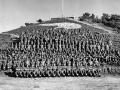 Kayforce gunners in front of Kiwi Hill