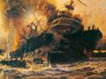 Sinking of the <em>Bouvet</em>