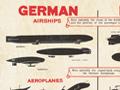 British aircraft warning notice