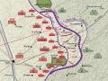 Battles of Broodseinde and Passchendaele map