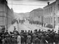 Buckle Street riot, 1913