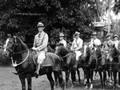 Use of horses on Samoa