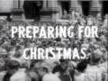 Wellington santa parade in 1958