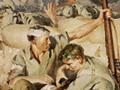 <em>The Battle of Chunuk Bair, 8 August 1915</em>, by Ion Brown