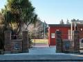 Clinton Primary School war memorial gates