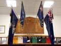 College Rifles memorials, Auckland