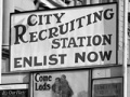 Recruiting and conscription