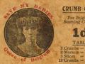 Crumb Card fundraiser