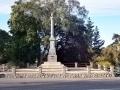 Cust war memorial